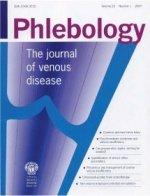 Вышел в свет свежий номер журнала Phlebology (Великобритания)